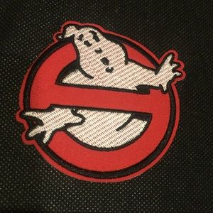 👻 New list! 👻 Ghostbusters iron-on patch